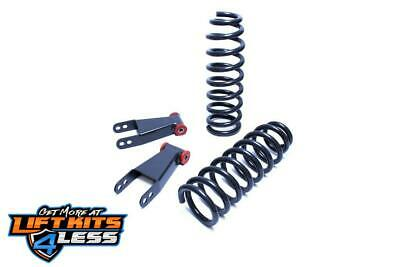 """MaxTrac Suspension K333122 2""""/2"""" Lowering Kit for 2004-2014 Ford F-150 Crew Cab"""
