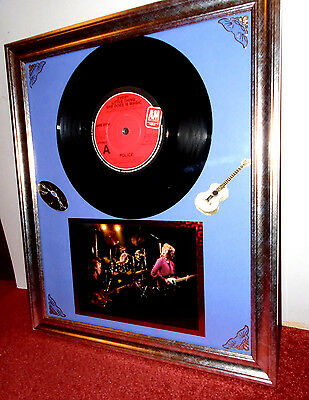 Police : Every Little Thing She Does Is Magic : Framed Record Display