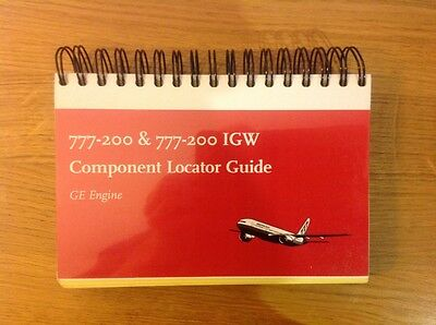 Boeing 777 Component Locator Guide
