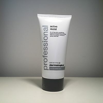 Dermalogica Active Moist 177Ml Professional Size New Fast