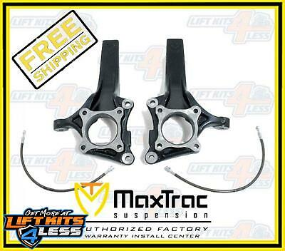 """Maxtrac Suspension 703440 4"""" Lift Spindle For 2009-2014 Ford F-150 2WD"""