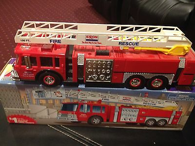 EXXON FIRE RESCUE 1998 Toy Tanker Truck COLLECTORS Edition 7TH