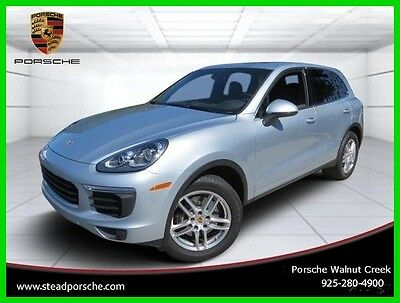 2016 Porsche Cayenne  2016 Used Certified 3.6L V6 24V Automatic AWD SUV Bose Moonroof Premium