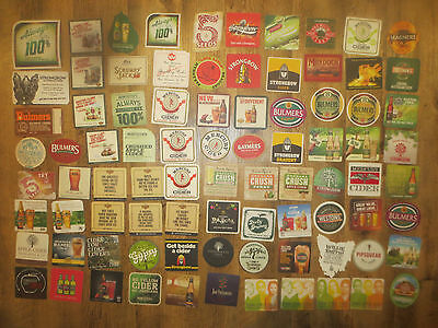 85 Different,Australian CIDER Issues collectable COASTERS