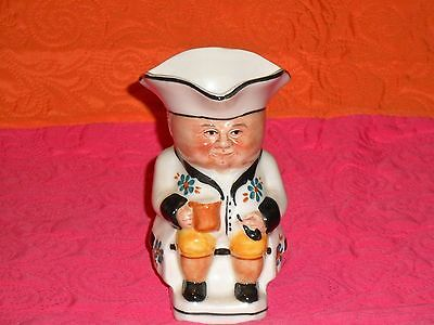 "Vintage / Antique, Tony Woods Studio England Toby Jug,5.5"" tall."