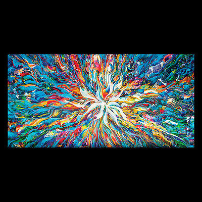 Wall Art Huge Modern Abstract Custom Painting Canvas new Contemporary Home Decor