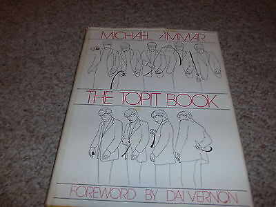 Mike Ammar  Topit Book  SIGNED