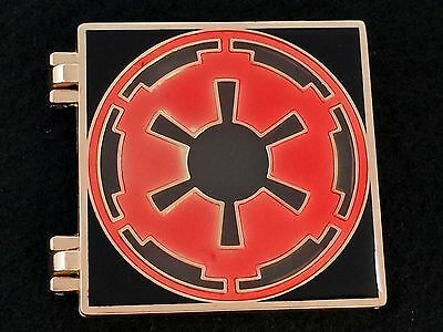 Disney Trading Pin - Star Wars at Sea DCL Imperial Logo Collage LE - 111724