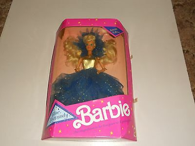 1991 Blue Rhapsody Barbie 1364
