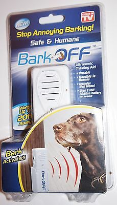 Bark Off As Seen On Tv New In Packaging