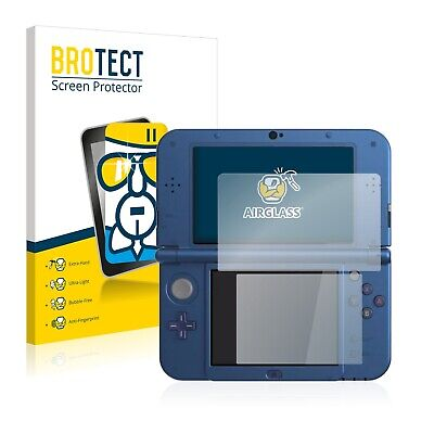 BROTECT AirGlass Flexible Glass Screen Protector for Nintendo New 3DS XL