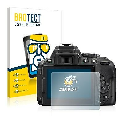 Nikon D5300 Glass Film Screen Protector Protection