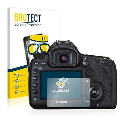 Canon EOS 5D Mark III Glass Film Screen Protector Protection