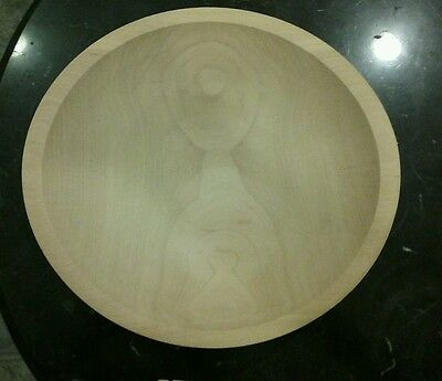 Vintage Rock Maple Vermont Made Bowl Unfinished Vermont Country Store