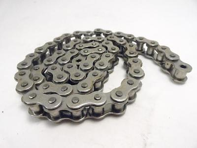 "149719 New-No Box, Morse 40SS-29.5 Roller Chain, SS, #40 29-1/2""L, 1/2"" Pitch"