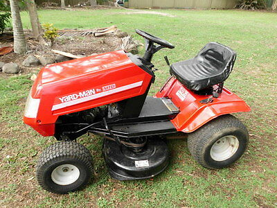 A Bloody Ripper of a Ride on Mower, Beenliegh 4207