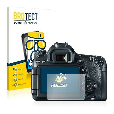 Canon EOS 70D Glass Screen Protector Protection Film