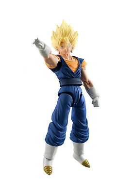 Dragon Ball Z Super Saiyan Vegito Candy Toy Shodo World Fun Action Figure