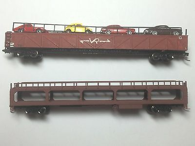 NSW VR car carrier wagons