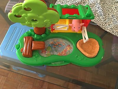 Fisher Price Little People Pig Pen & Pond