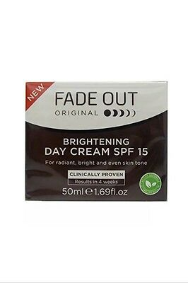 Fade Out Original Cream Brightening Day Cream SPF 15 50ml :: Next Day Dispatch