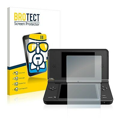 BROTECT AirGlass Flexible Glass Screen Protector for Nintendo DSi XL