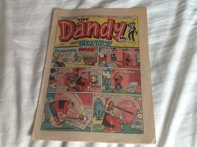 Dandy comic - 19 October 1985  Issue No 2291