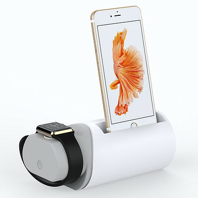 Charging Station Dock for iPhone 7/ 7Plus and Apple Watch