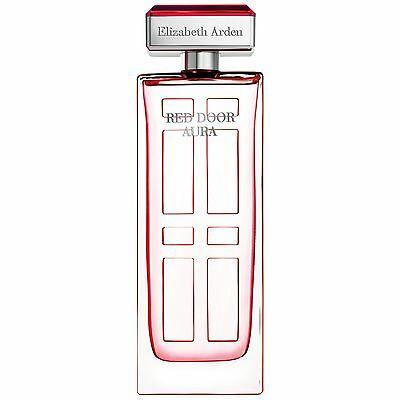 NEW Elizabeth Arden Red Door Aura Eau de Toilette Spray 100ml Fragrance FREE P&P