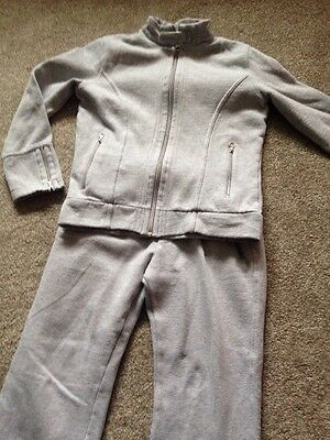 Girls Tracksuit Age 6-7