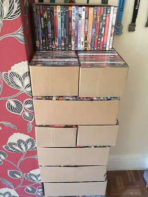 Joblot of DVDs 150 brand new and sealed