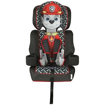 KidsEmbrace 1-2-3 Booster Car Seat - Paw Patrol Marshall, Infant Travel Seat
