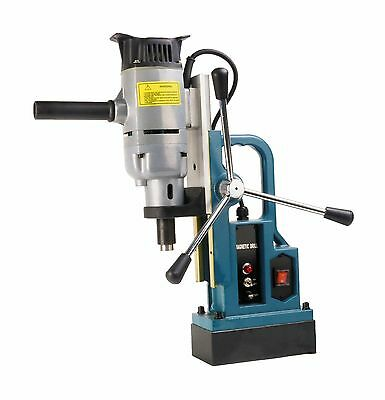 """SDT MD103 1"""" Magnetic Drill Press with MT3 Spindle Taper and 1350 W Motor"""