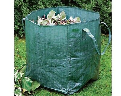 Heavy Duty Polypropylene Garden Refuse Bag With Carrying Handles - Brand New
