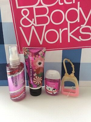 Bath And Body Works PocketBac With holder And Hand Cream