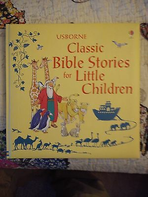 Classic Bible Stories for Little Children by Usborne