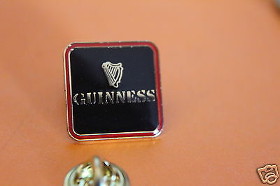 GUINNESS TIE OR LAPEL pin badge.