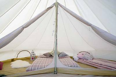 Inner for 5m Bell Tent. Single Room. One Space. Camping. Life Under Canvas