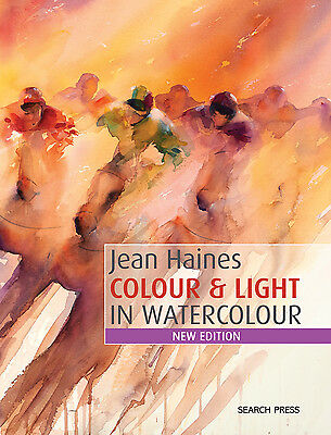 Colour and Light in Watercolour NEW EDITION Book with Jean Haines