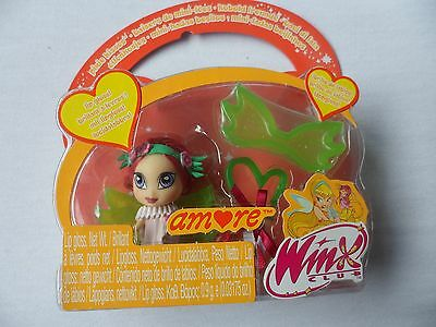 Winx Club Rare  Small Pixie Kissed Amore By Mattel In 2005 - Asst J1451 - J1453
