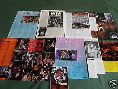 """Little Angels - Rock Music - """"clippings /cuttings Pack"""""""