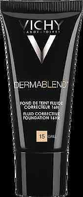 Vichy Dermablend Corrective Foundation SPF35 Opal GENUINE & NEW