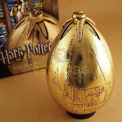 Harry Potter Golden Egg Replica Officially Licensed by The Noble Collection NEW