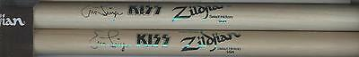 Kiss Eric Singer Signature Stage Drumsticks Kiss Live (Peter Criss) Drummer