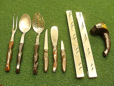Vintage Cutco assorted Utensils, Knives & Accessories bundle - SEE ALL READ ALL