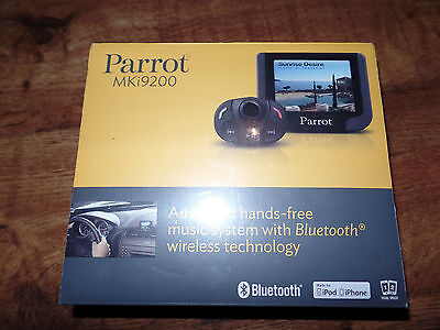 parrot mki9200 advanced hands free music system bluetooth