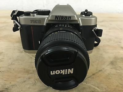 Nikon FM10 35mm SLR Film Camera with 35-70 mm lens