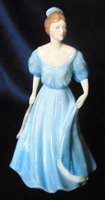 Coalport Lady Figurine Adele From Ladies Of Fashion Collection