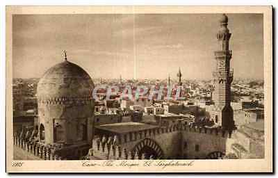 Afrique - Africa - Egypte - Egypt - Caire - Cairo - The Mosque - CPA