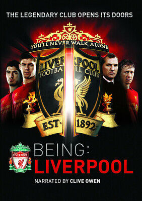 Being: Liverpool [New DVD] Manufactured On Demand, Full Frame